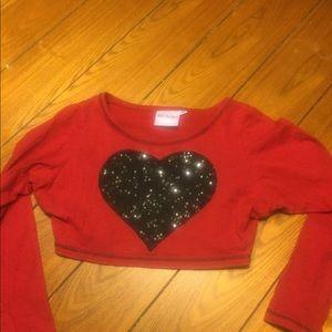 Ooh! La La Matching Sets - Little Girls HEART set